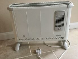 Heater. Dimplex convector. Hardly used