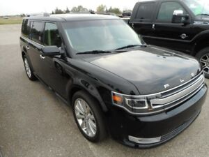 2017 Ford Flex Limited w/EcoBoost