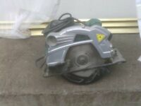 CHOP ELETRIC CHOP SAW £20