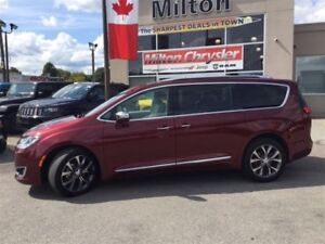 2017 Chrysler Pacifica LIMITED|LEATHER|8.4
