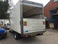 Ford transit Luton box and tail lift only £750