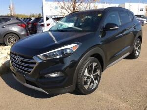 2017 Hyundai Tucson | Heated Steering Wheel - Sunroof