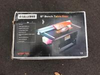 """8"""" bench table saw"""