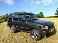 Aug 97 Land Rover Discovery 1 300TDi ES (7 Seats)