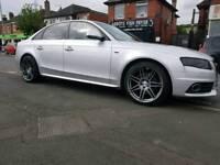 Audi a4 sline 2008