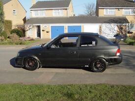 modified car for sale £800 ono