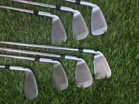 Ping i20 blue dot golf irons stiff shaft 4-PW for sale  Clifton, Nottinghamshire
