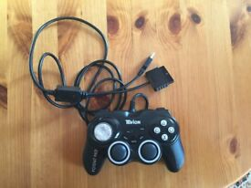 Tevion Universal Game Controller for PS1/PS2/PS3/PC