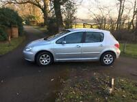 Peugeot 307 1.6 Manual Diesel 5doors