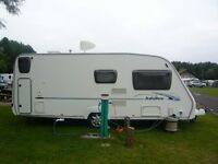 4/6 Berth Ace courier Swift 2007