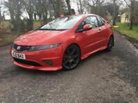 Honda civic type r 2008 (vxr bmw cupra fr)