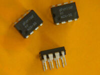 MF4CN-50 (4th Order Switched Capacitor Butterworth Low-Pass Filter) 8 pin plastic DIP
