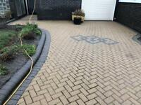 Driveway / Patio Cleaning and Protection