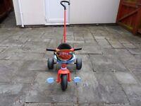 Smoby Disney Cars/Lightning McQueen trike