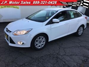 2012 Ford Focus SE, Automatic, Steering Wheel Controls