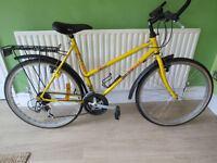 """LADIES BIKE.""""DBS TRICKY TRACK"""" large 20"""" frame..excellent condition.ALL.ready to ride AWAY TODAY.."""