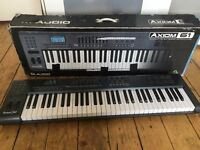 Axiom 61 Semi-weighted MIDI Keyboard