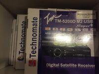 Technomate satellite reciver / freesat