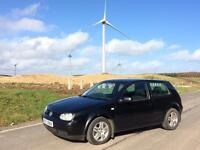 Volkswagen Golf 130bhp 6 speed
