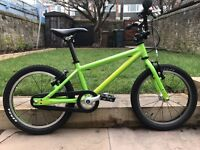 SOLD Islabikes Cnoc 16 for sale - Ideal kids bike in perfect working order (age 4 plus)
