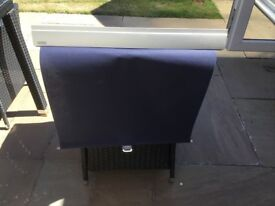 Velux blind never been used to fit window 66cm x 118cm Ref FK06 colour blue ref. 2055
