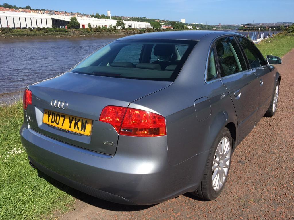 Audi a4 2 0 2007 facelift image 1 of 9