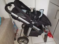 Icandy pushchair Free.