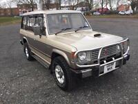 MITSUBISHI PAJERO EXCEED AUTO 4WD