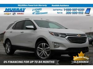 2018 Chevrolet Equinox *REMOTE START,SUNROOF,HEATED SEATS*