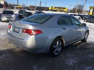 2012 Acura TSX ONE OWNER NO ACCIDENT Sport sedan Sunroof Alloys  Kitchener / Waterloo Kitchener Area image 6