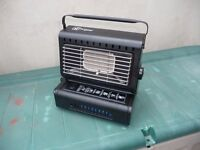 METAL HI GEAR BUTANE GAS HEATER