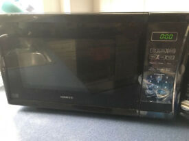 KENWOOD MICROWAVE 900W BLACK COLOUR