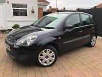 FORD FIESTA 1.4 TDCI 2007 £30 ROADTAX
