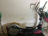 Cross trainer for sale pro form 900 ZLE
