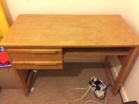 small study table free to go (before nov 23)