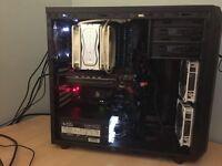 Custom Built Intel Gaming PC