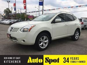 2008 Nissan Rogue SL/LOW, LOW KMS/PRICED FOR A QUICK SALE!