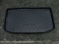 NISSAN MICRA GENUINE BOOT LINER. As new