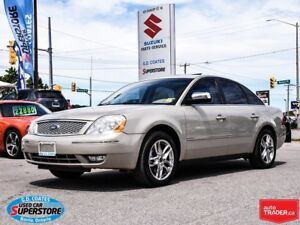 2006 Ford Five Hundred Limited AWD ~Heated Leather ~Power Moonro