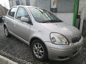 TOYOTA YARIS 1.3 COLOUR COLLECTION 5 DOOR.