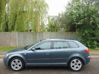 2005 Audi A3 Sport 2.0 TDi Sportback.. 6 Speed.. Facelift.. Bargain..