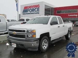 2014 Chevrolet Silverado 1500 WT - Cruise Control, Steel Wheels