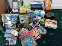 Job lot of NEW, UNUSED, boxed computer parts