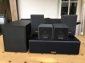Cambridge Soundworks 5.1 Surround Speakers