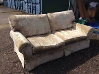 Laura Ashley Large 2 Seater Sofa £110
