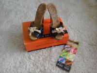 River Island Ladies heel Size 4