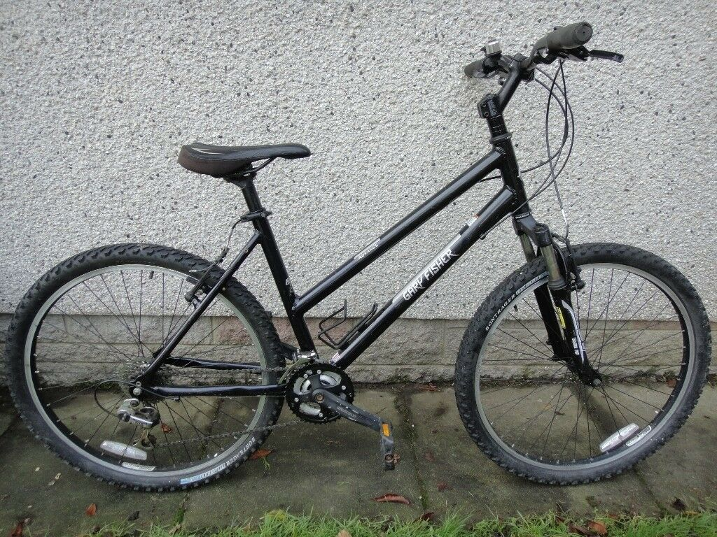 d86b09a54fc Gary Fisher Trek Advance bike, 26 inch wheels, 24 gears, 18 inch  lightweight aluminium frame