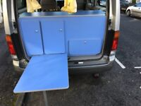 Camper Van Rear Conversion - Designed for MAZDA BONGO - £450