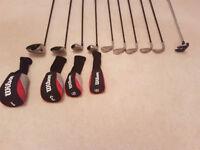 Wilson Golf Club Set