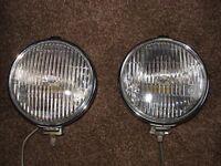 lucas chrome spotlights